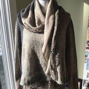 Sweaters - Italian mohair sweater